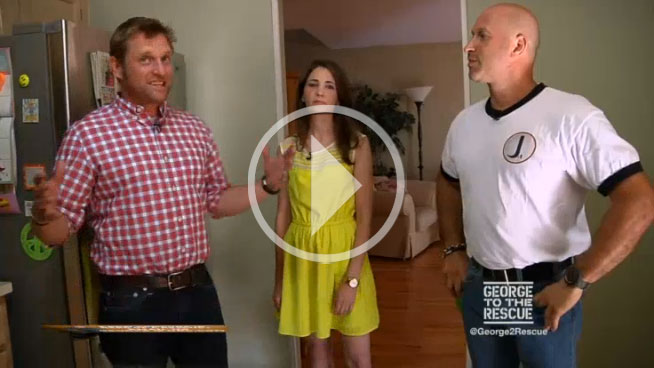 LXTV - George to the Rescue - Olivia's New Kitchen